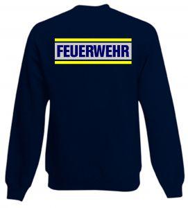 Feuerwehr Sweatshirt Motiv B2