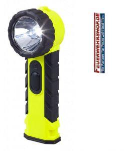 Feuerwehr Winkelkopflampe HL 4AA WK ATEX Zone 0 - LED
