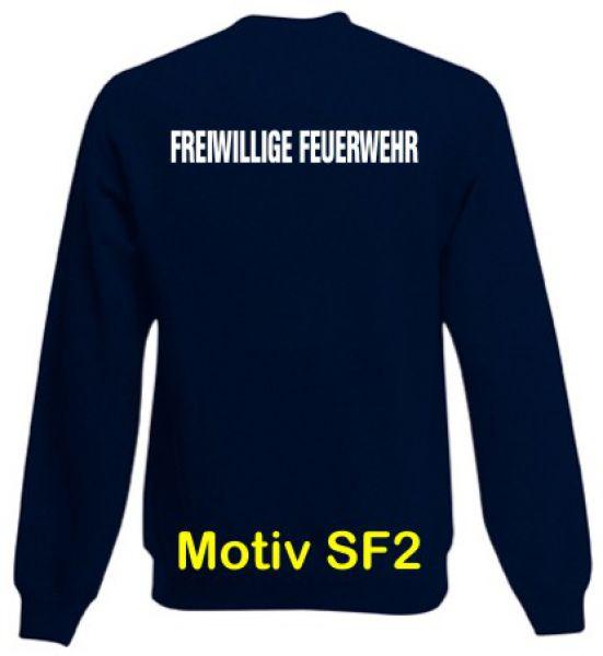 Feuerwehr Sweatshirt Motiv SF2