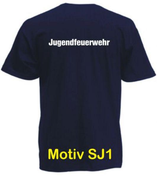 Jugendfeuerwehr T-Shirt Motiv SJ1