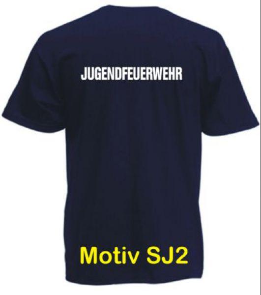 Jugendfeuerwehr T-Shirt Motiv SJ2