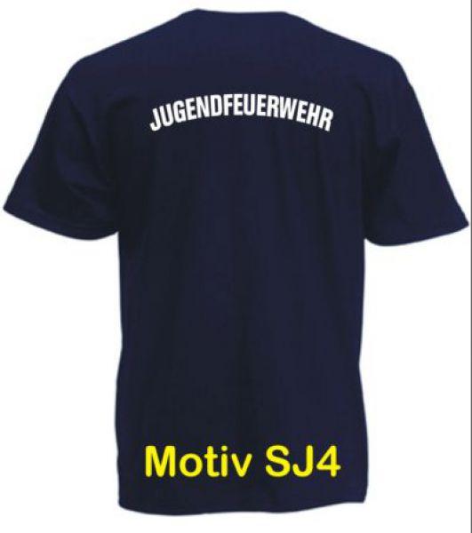 Jugendfeuerwehr T-Shirt Motiv SJ4