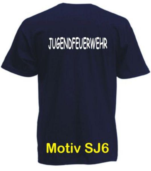 Jugendfeuerwehr T-Shirt Motiv SJ6