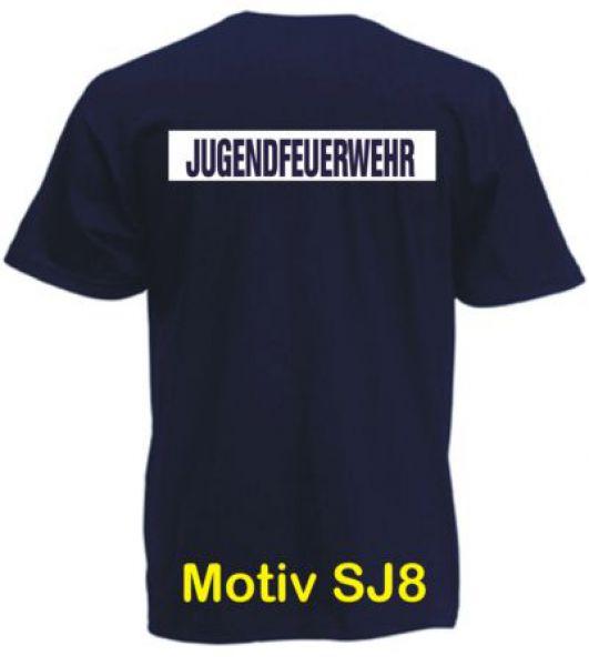 Jugendfeuerwehr T-Shirt Motiv SJ8