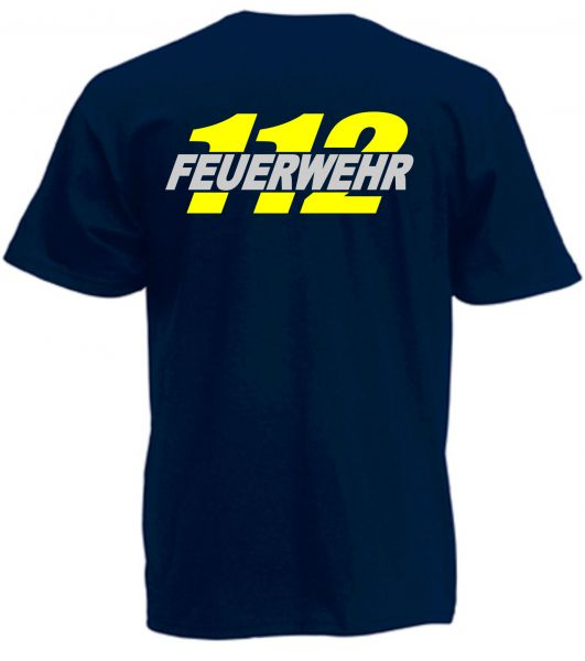 Feuerwehr T-Shirt Motiv B1