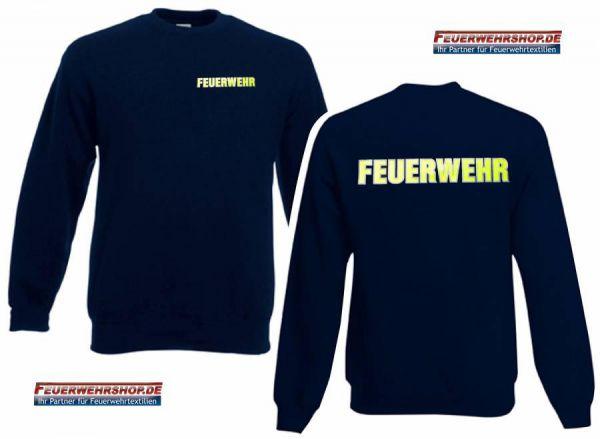 Feuerwehr Sweatshirt Motiv X20