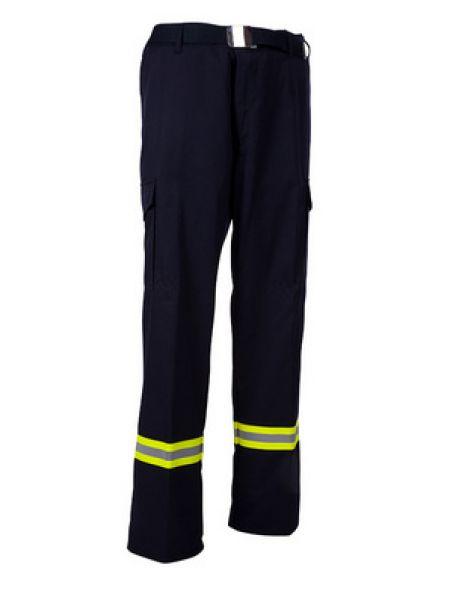 Feuerwehr Bundhose HuPF Teil 2 mit Reflexstreifen