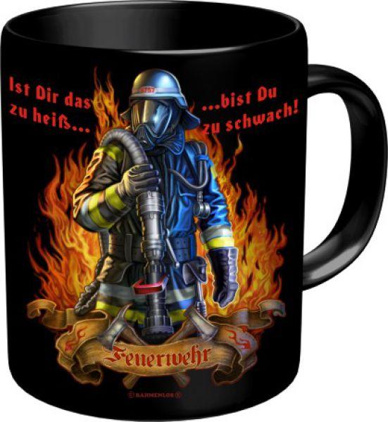 Feuerwehr Kaffeebecher