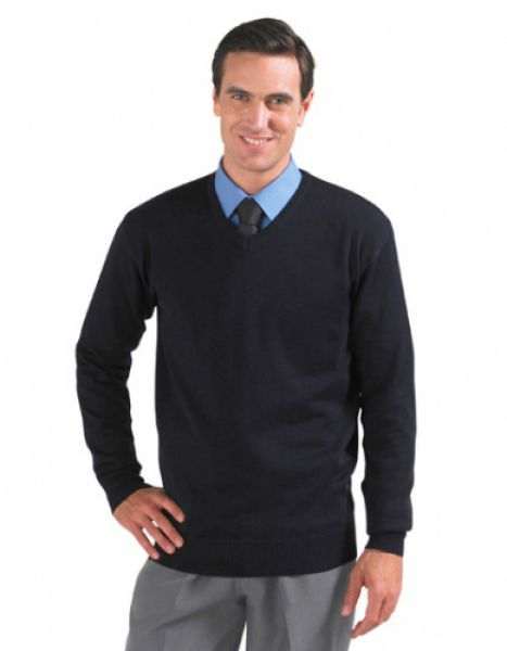 Feuerwehr V-Neck Sweater