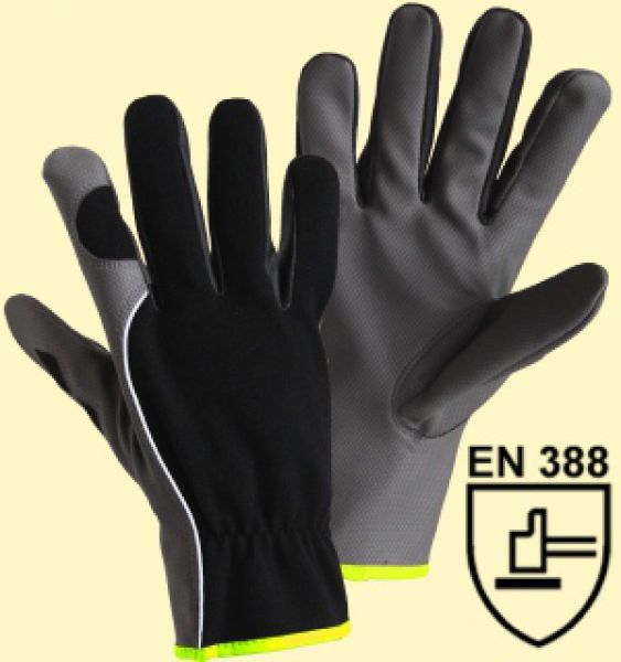 DIAMOND GRIP PU-Handschuh