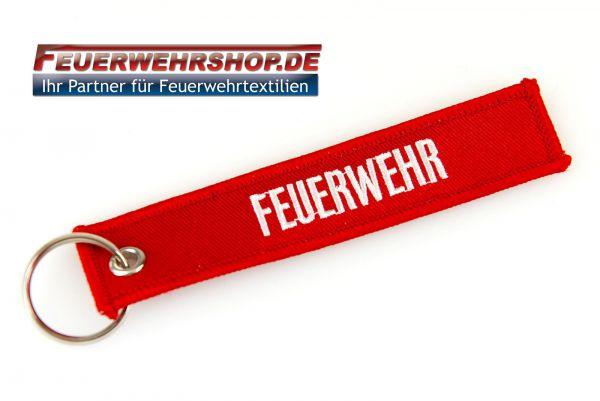 Schlüsselanhänger Feuerwehr