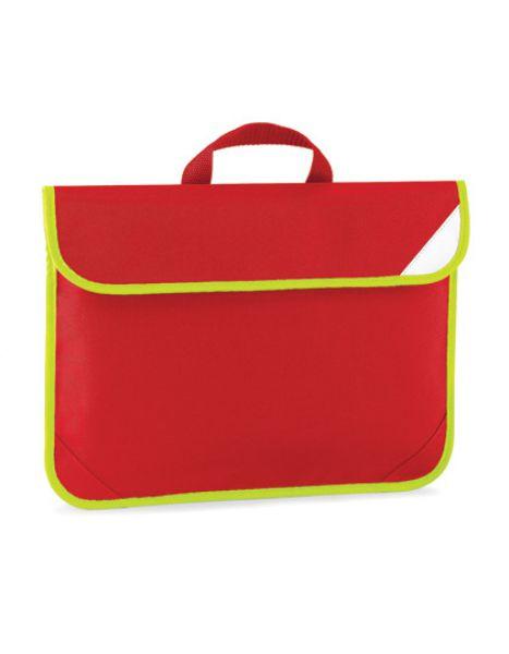 Neu! Feuerwehr Enhanced-Viz Book Bag