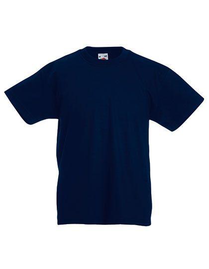 10er Pack Kinder T-Shirts -unbedruckt-