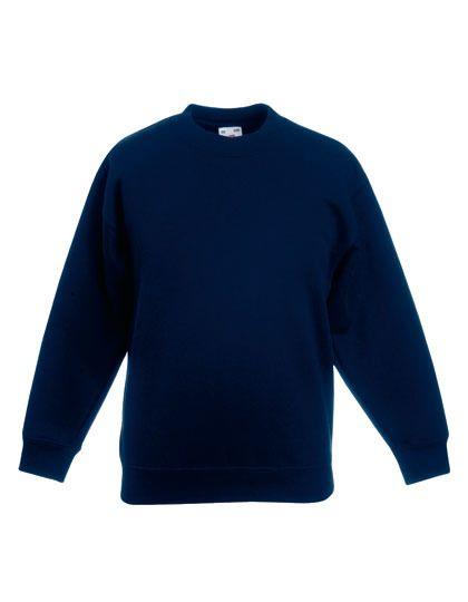 10er Pack Kinder SweatShirts -unbedruckt-